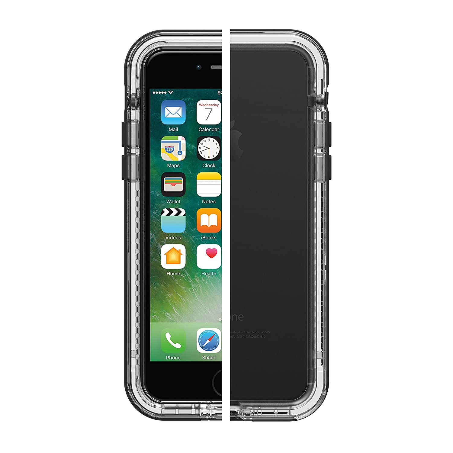 and snowproof case for Samsung Galaxy S10e 77-61700 LifeProof Clear and slim dropproof Black Crystal dustproof AMPLIFY THE ACTION Next