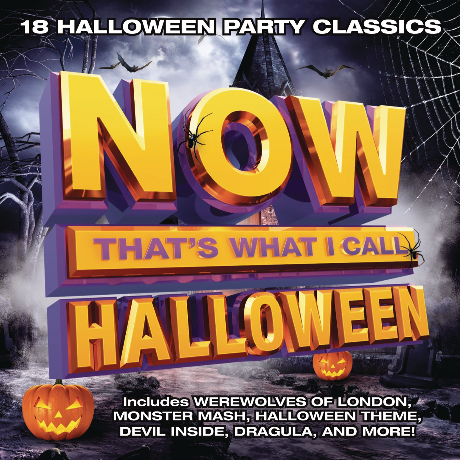 now thats what i call halloween amazoncouk music - Halloween Party Music Torrent