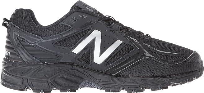Zapatillas de trail running WT510RS3 para mujer, negras, 6 B US ...