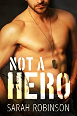 Not A Hero: A Bad Boy Marine Romance Kindle Edition