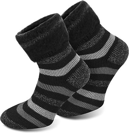 Calcetines POLAR HUSKY muy calientes, con felpa y lana de oveja / ¡Nunca más