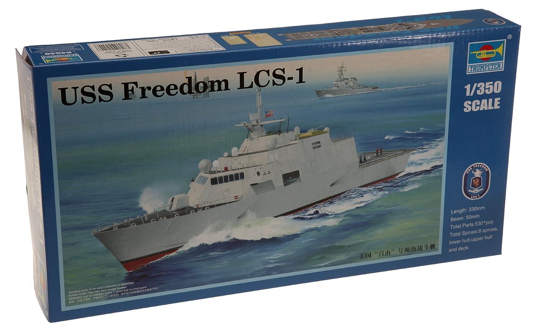 LCS-1 Trumpeter 04549 Modellbausatz USS Freedom