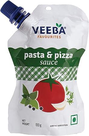 Veeba Pasta and Pizza Sauce, 100g