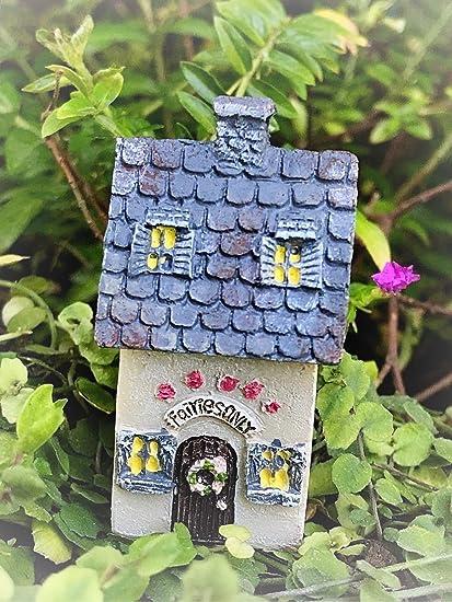 Amazon.com: Accesorios en miniatura para mini Bungalow en ...