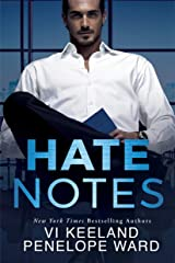 Hate Notes Kindle Edition