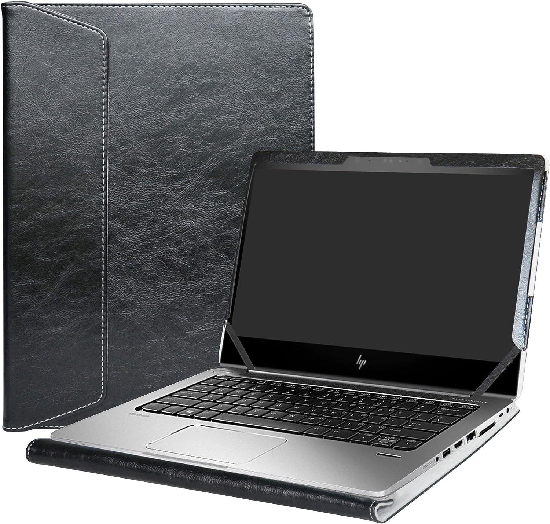 """Alapmk Protective Case Cover For 13.3"""" HP EliteBook 830 G5 G6/EliteBook 735 G5 G6 & HP ProBook 430 G6 Laptop(Warning:Not fit EliteBook 830 G4/G3 & ProBook 430 G5/G4/G3),Black"""