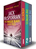 The Maggie Black Case Files Books 1-3 (Maggie Black Case Files Collection Book 1)