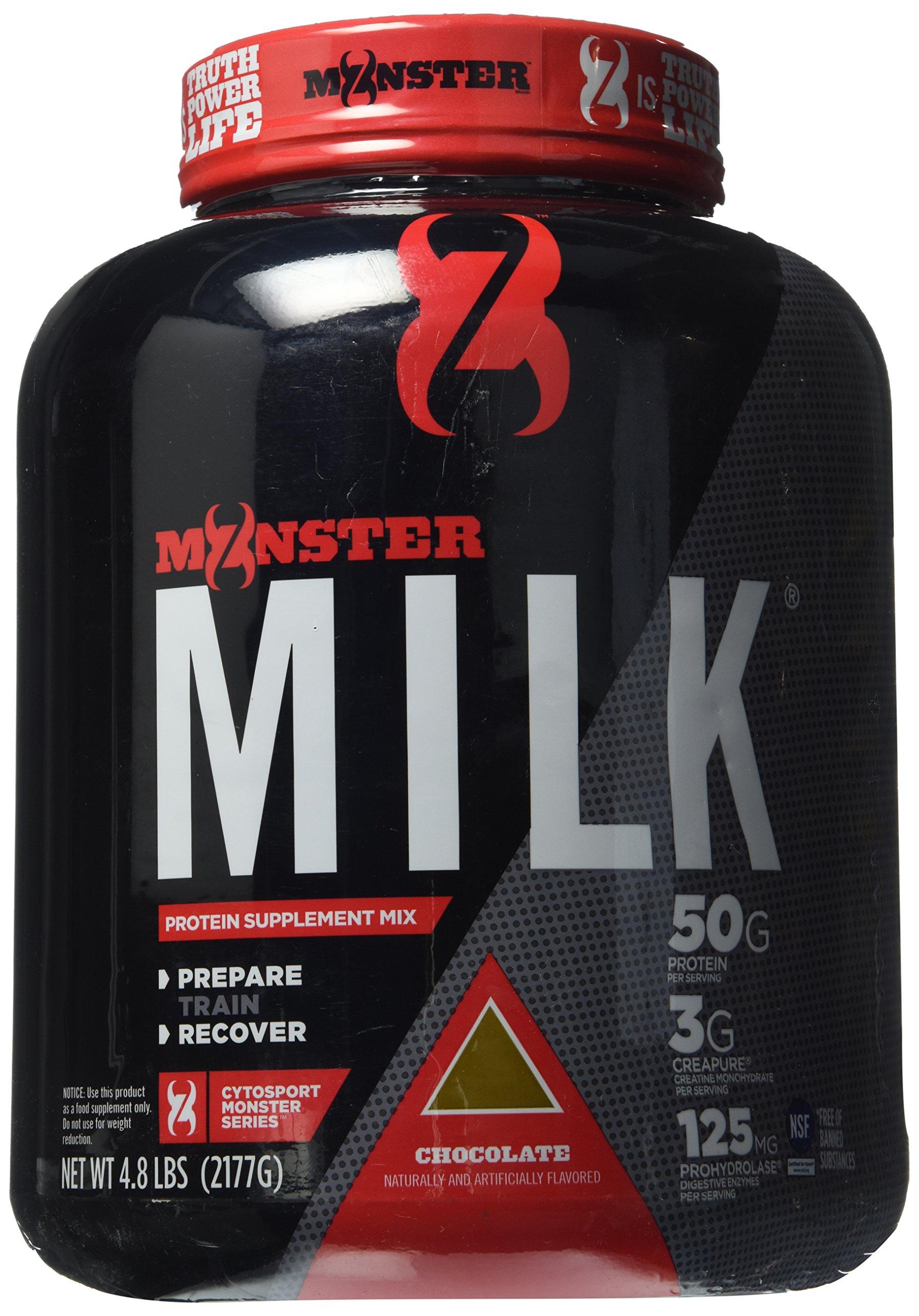 Amazon Com Cytosport Monster Milk Nutritional Drink
