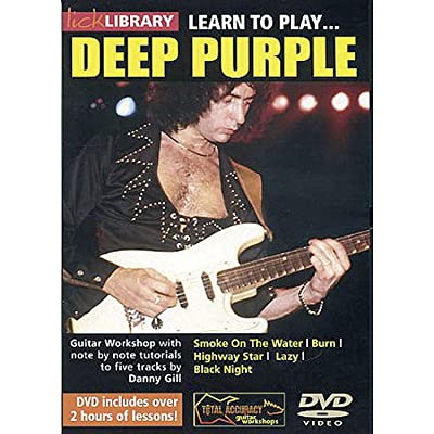 Learn to Play Deep Purple [Import anglais]