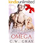 Snow Kisses for my Omega (Hobson Hills Omegas Book 2)