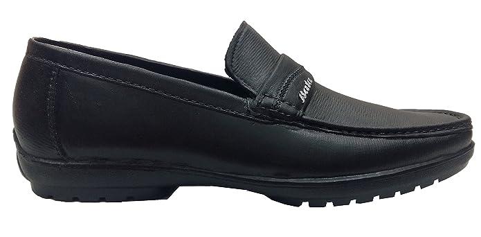 Black PVC Rainy Shoes for Monsoon