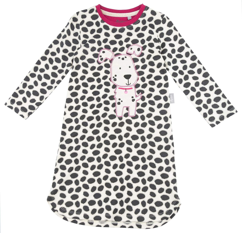 Sigikid Baby-Mädchen Nachthemd, Mini, Pink (Magenta 692), 86 160206
