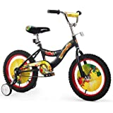 ISD Kids Bicycles Dinosaur & Unicorn Bike with Training Wheels