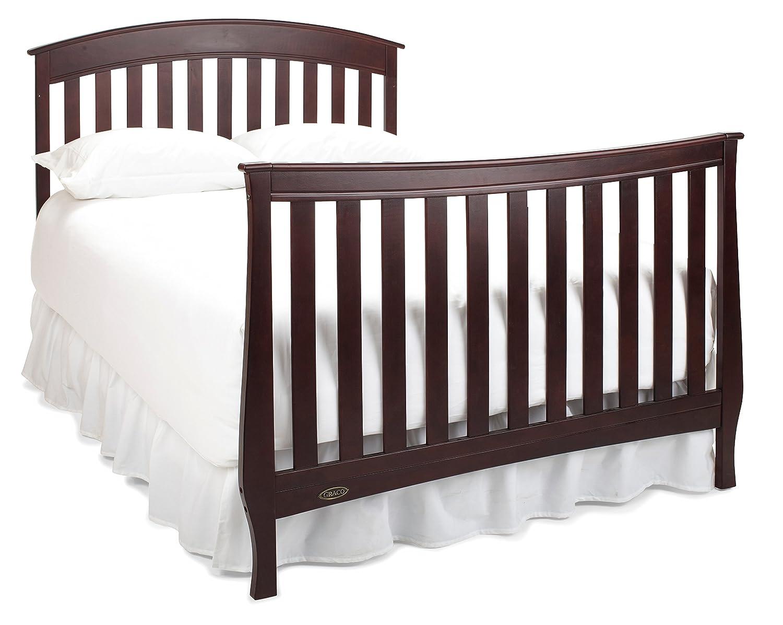 Amazon.com : Graco Suri Convertible Crib, Espresso : Baby