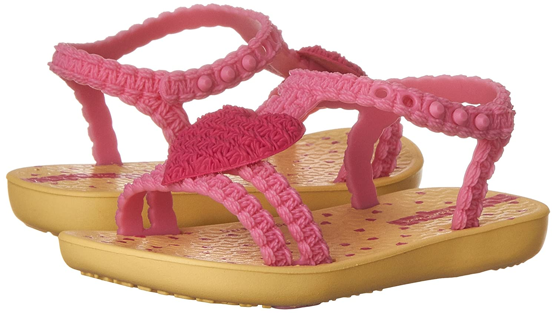 Ipanema Baby My First Heart Sandals Infant Girl Flip Flops