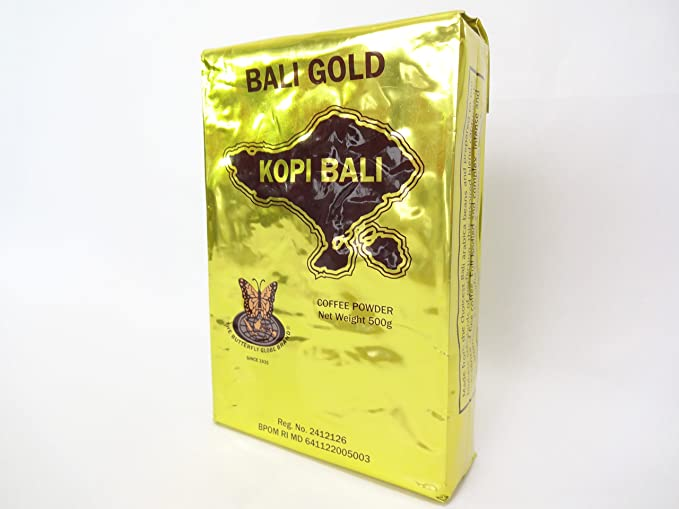 [Goteo que se puede utilizar como granos de Bali Indonesia populares recuerdo de caf?