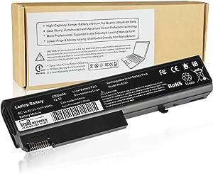 Futurebatt 6Cell 5200mAh Laptop Battery for HP ProBook 6440b 6445b 6450b 6535b 6540b 6545b 6550b 6555b Notebook
