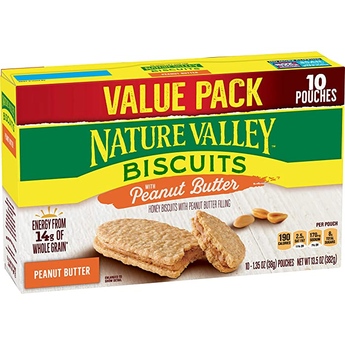 Top 10 Nature Valley Biscuits Almond Butter