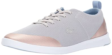 babecb512 Lacoste Women s Avenir 317 2 SPW Fashion Sneaker