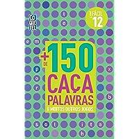 Mais de 150 Caça Palavras - Volume 12