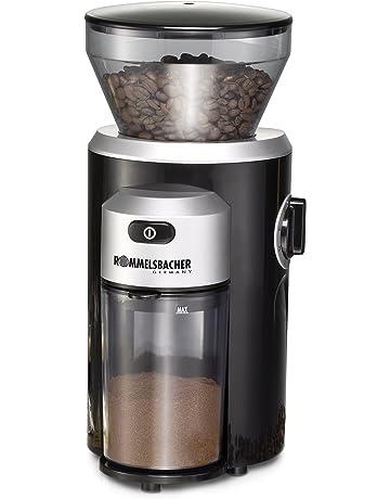 Rommelsbacher EKM 300 150W Negro, Plata - Molinillo de café (150 W, 140