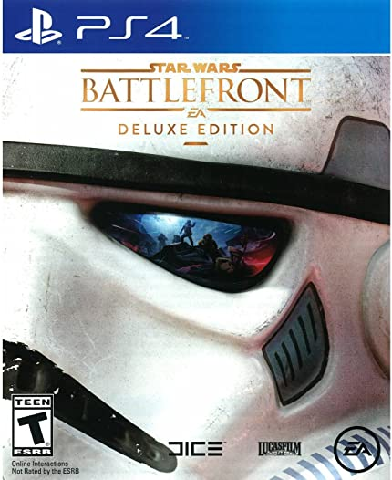 Star wars Battlefront Deluxe Edition with     - Amazon com