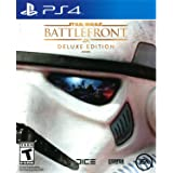 Star wars Battlefront Deluxe Edition with exclusive trading disc from Walmart