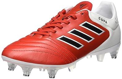 reputable site f9b0f 21789 adidas Mens Copa 17.2 Sg Footbal Shoes, (Redcore BlackFTW White