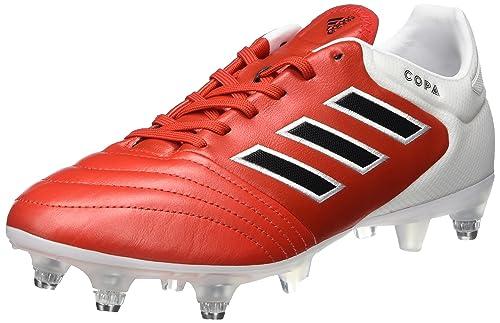 check out 3b59d 58e71 adidas Copa 17.2 SG, Scarpe da Calcio Uomo, Rosso (RedCore Black