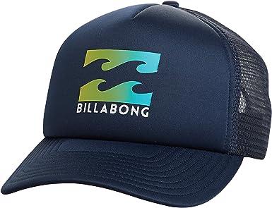 BILLABONG Gorra de Camionero Snapback para Hombre Podium Navy Cal ...
