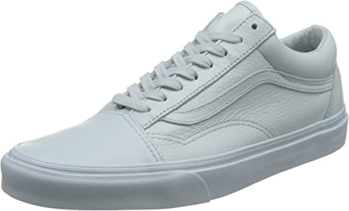 Vans Leather Old Skool Germany Classic Schuhe Jungen Weiß