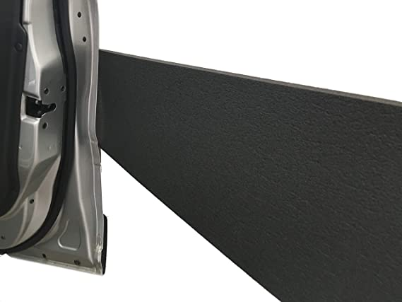 Protectores paredes para garaje y cocheras - Juego de 2 paneles autoadhesivos - Medidas 140 x 21,5 x 1,0 antracita espuma polietileno Protección lateral automóvil, también almohadilla parachoques: Amazon.es: Coche y moto