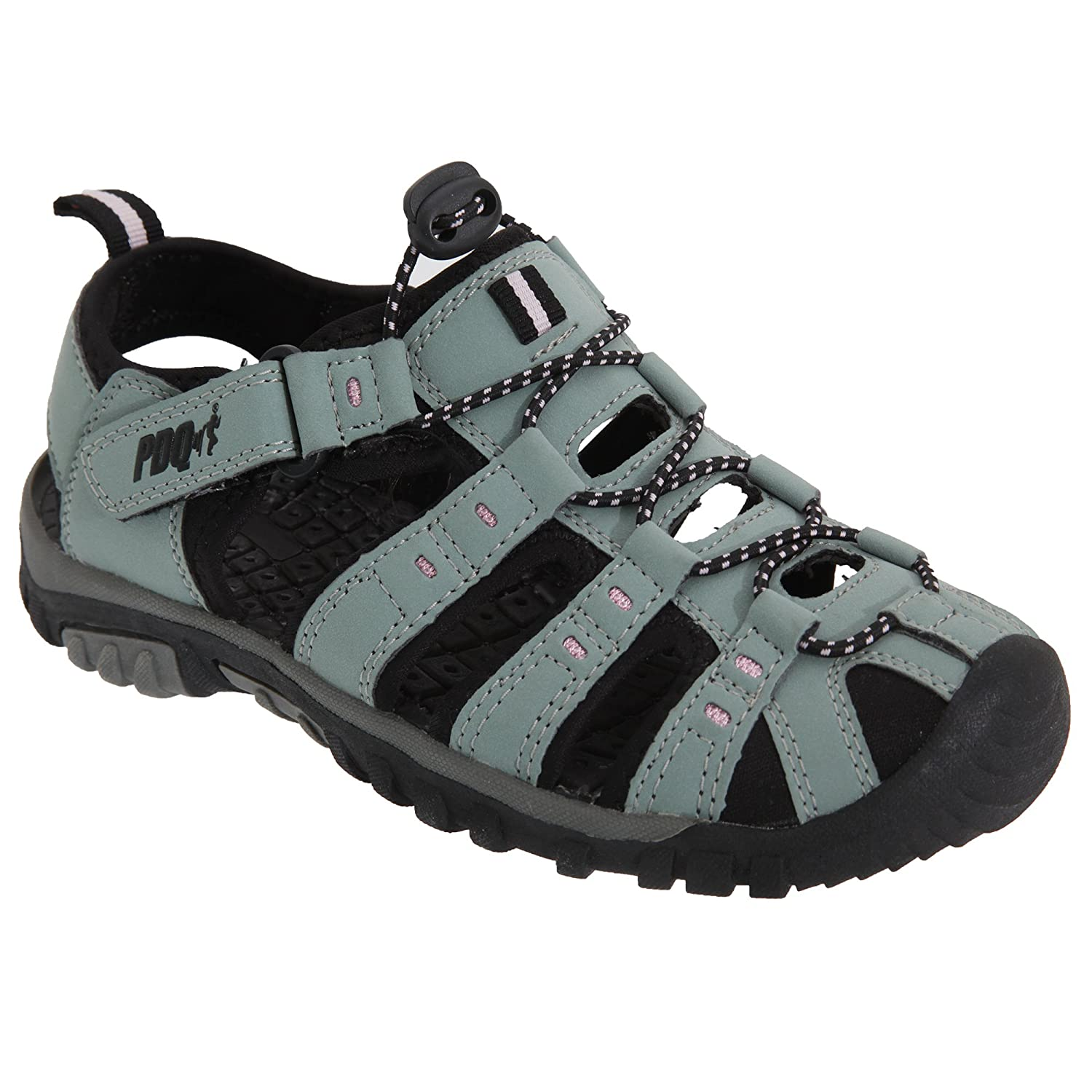 Skechers Damen on The Go 600 Sandalen  37 EUGrau (Grey/Pink)
