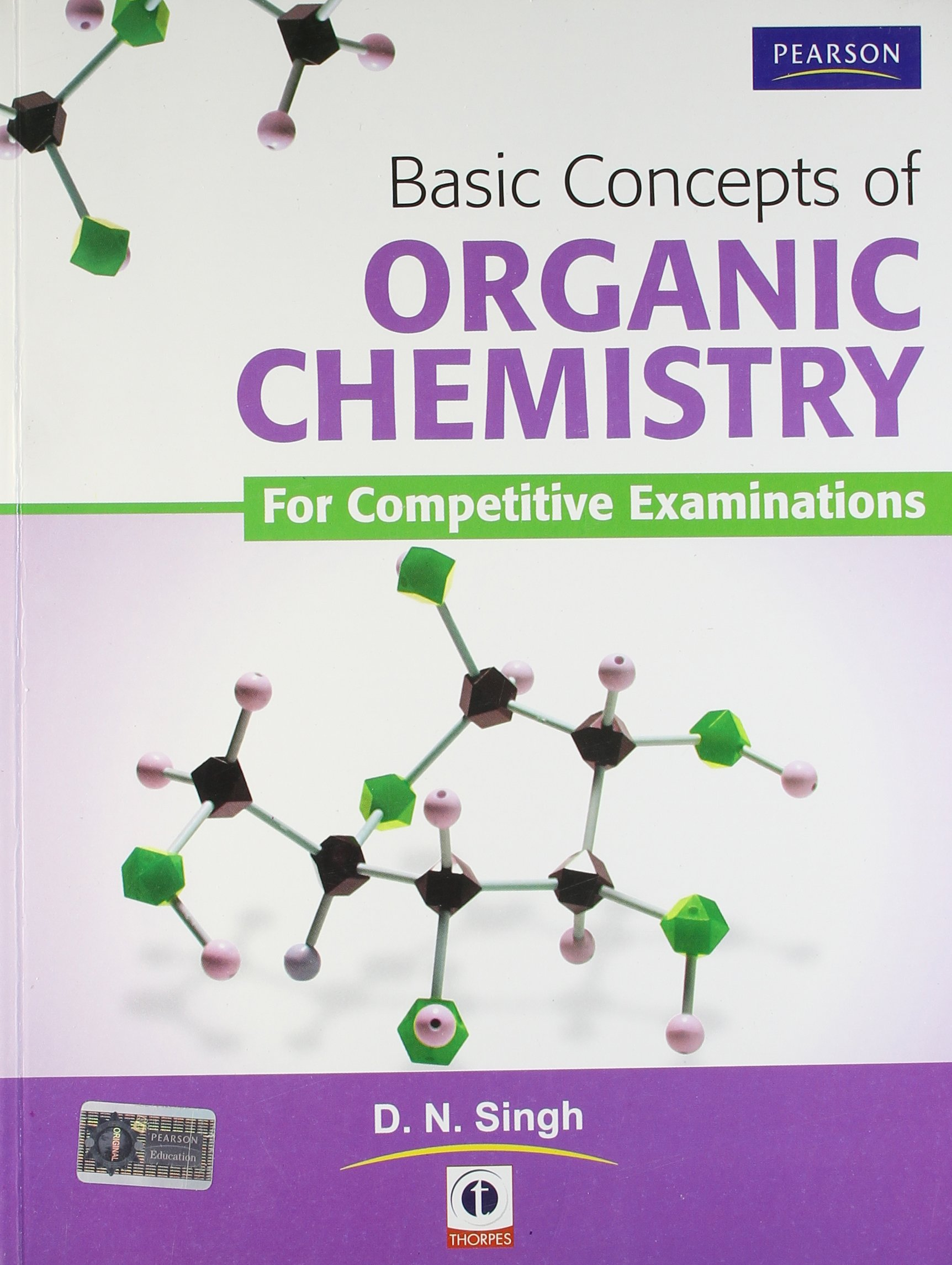 Read Online Basic Concepts Of Organic Chemistry PDF