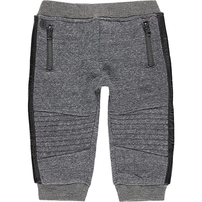 boboli - Pantalones de Invierno para niño Gris 116 cm: Amazon.es ...