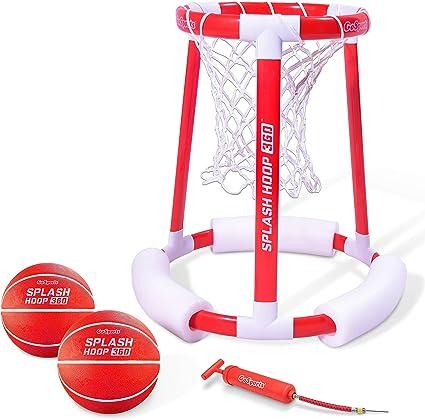 Amazon.com: GoSports Splash Hoop 360 juego de baloncesto ...