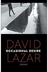 Occasional Desire: Essays Kindle Edition
