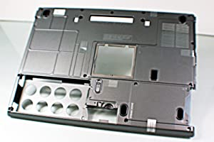 Dell New Genuine OEM Latitude D820 Precision M65 Laptop Bottom Base Bezel Case Housing Assembly Covering JF106