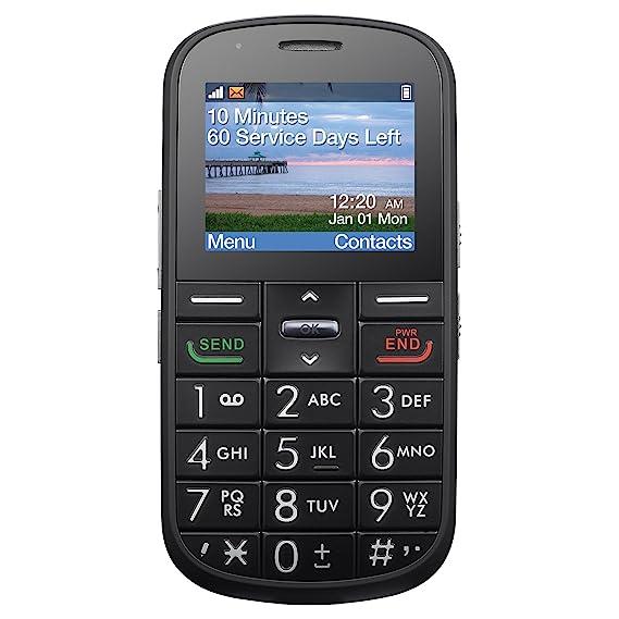 amazon com alcatel 382g the big easy prepaid phone with double rh amazon com Alcatel User Manual Alcatel Cell Phone Software