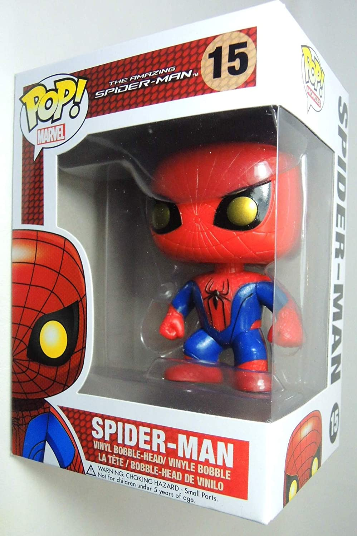 Amazing Spiderman Movie Bobble Head Funko POP Marvel