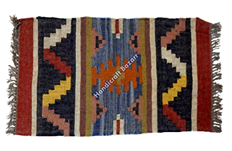 Amazon.com: Handicraft Bazarr:- 2x3 Meditation Rug Yoga ...