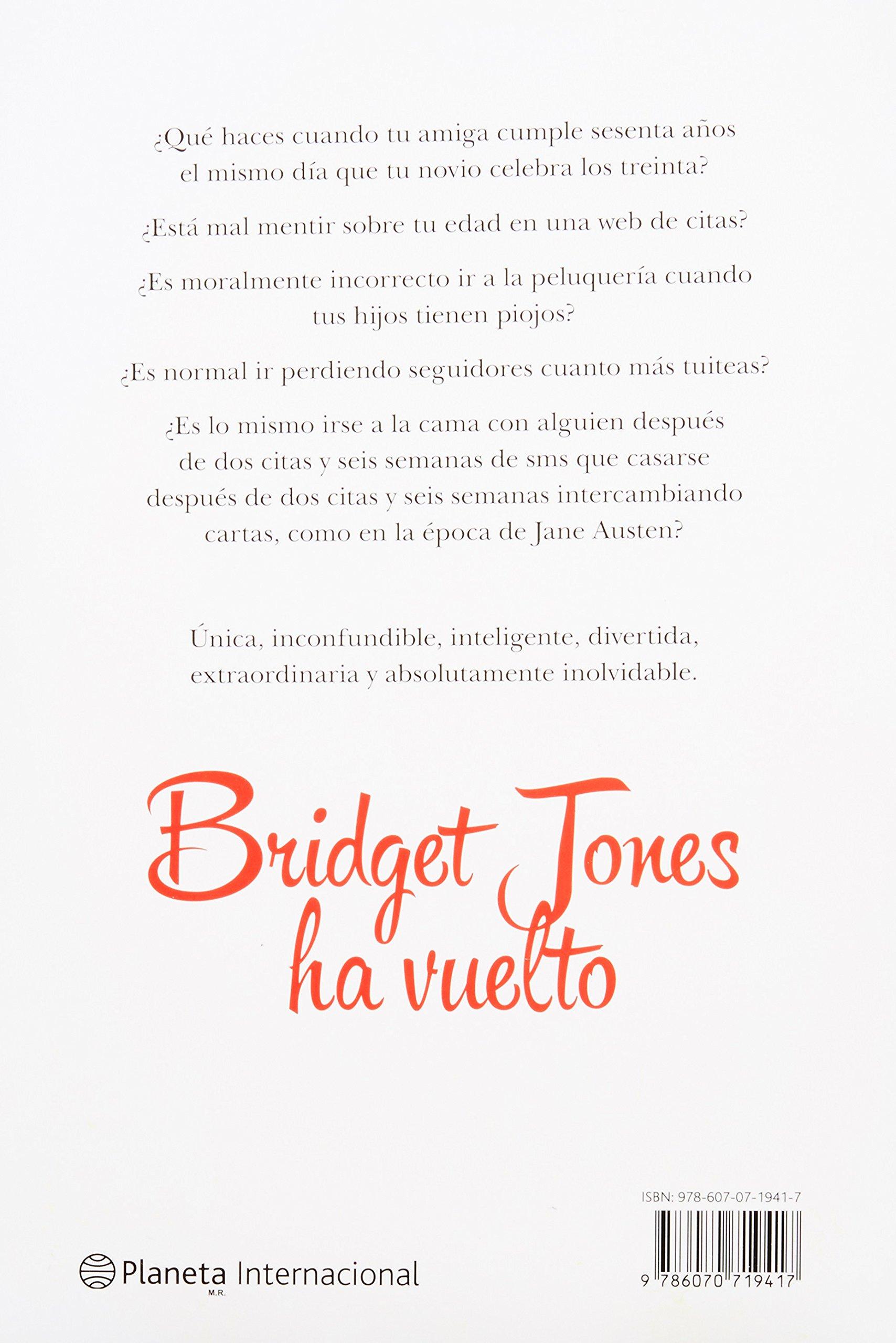 Bridget Jones. Loca por el (Spanish Edition): Helen Fielding ...