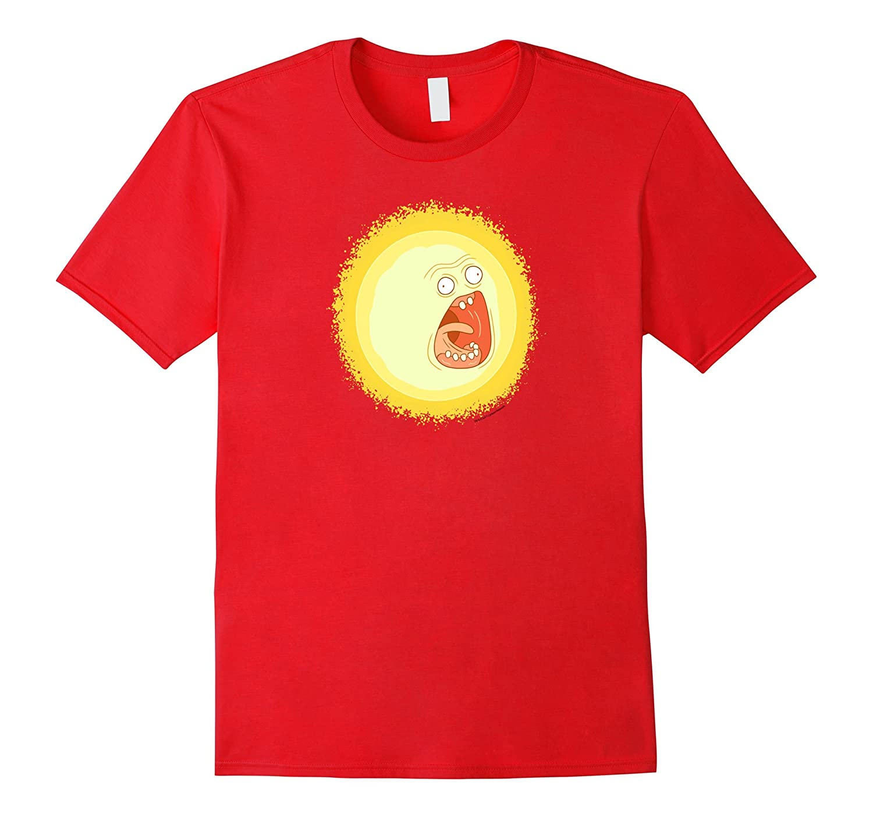 Rick & Morty Screaming Sun-BN