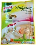 Knorr Sinigang na may Gabi Recipe Mix クノール シニガン ガビの素 44g