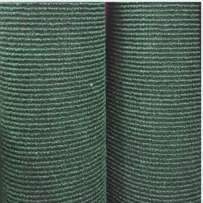 Amazon.com: Alfombra verde limpio para interior y exterior ...