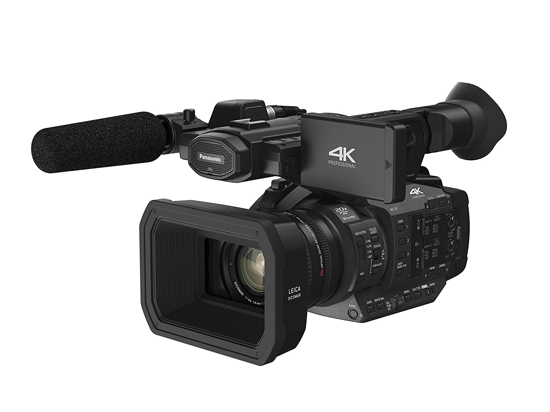 Panasonic Videocámara Profesional