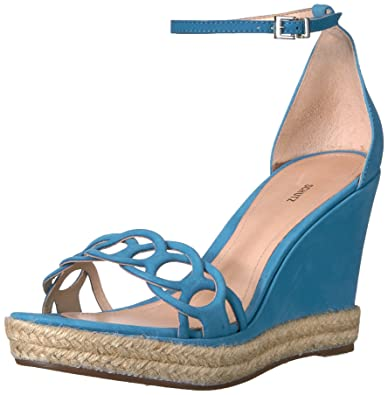 49cb90cf4a Amazon.com: SCHUTZ Women's Keira Espadrille Wedge Sandal: Schutz: Shoes