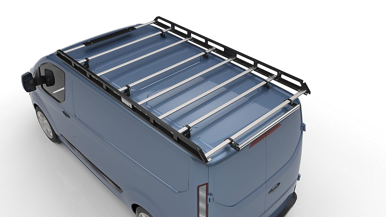 Van Roof Racks >> Vauxhall Vivaro Van Roof Rack 2001 2014 Lwb Low Roof Double Rear
