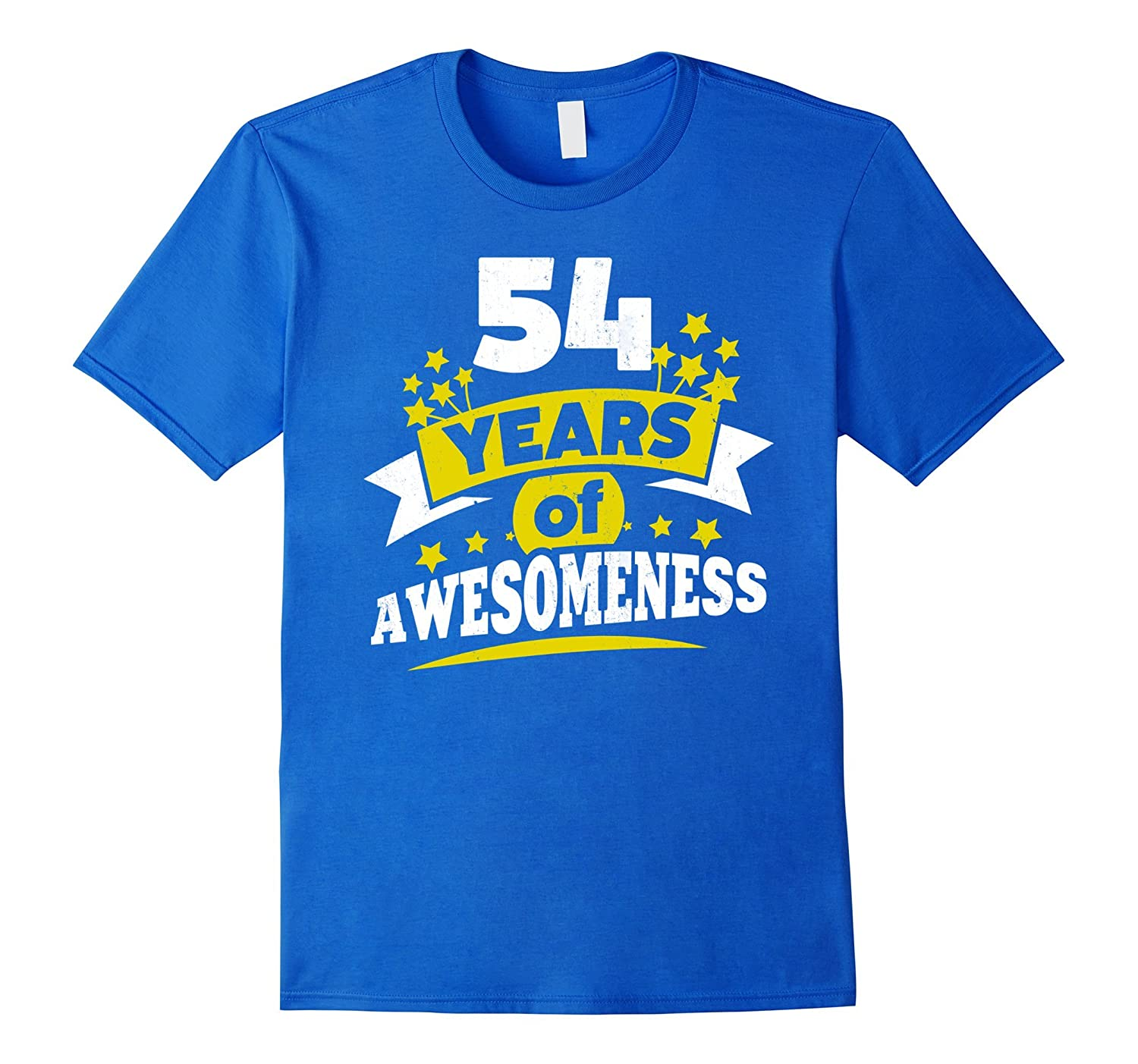 Birthday Gift For 54 Year Old Woman 54th Tee Shirt PL