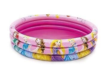 Bestway Disney Princess 3 Anillo Piscina sobre Suelo